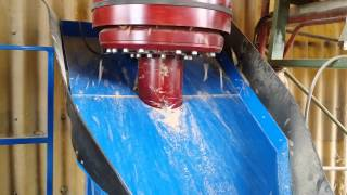 Repeat youtube video pellettatrice anulare artigianale 400kg/h