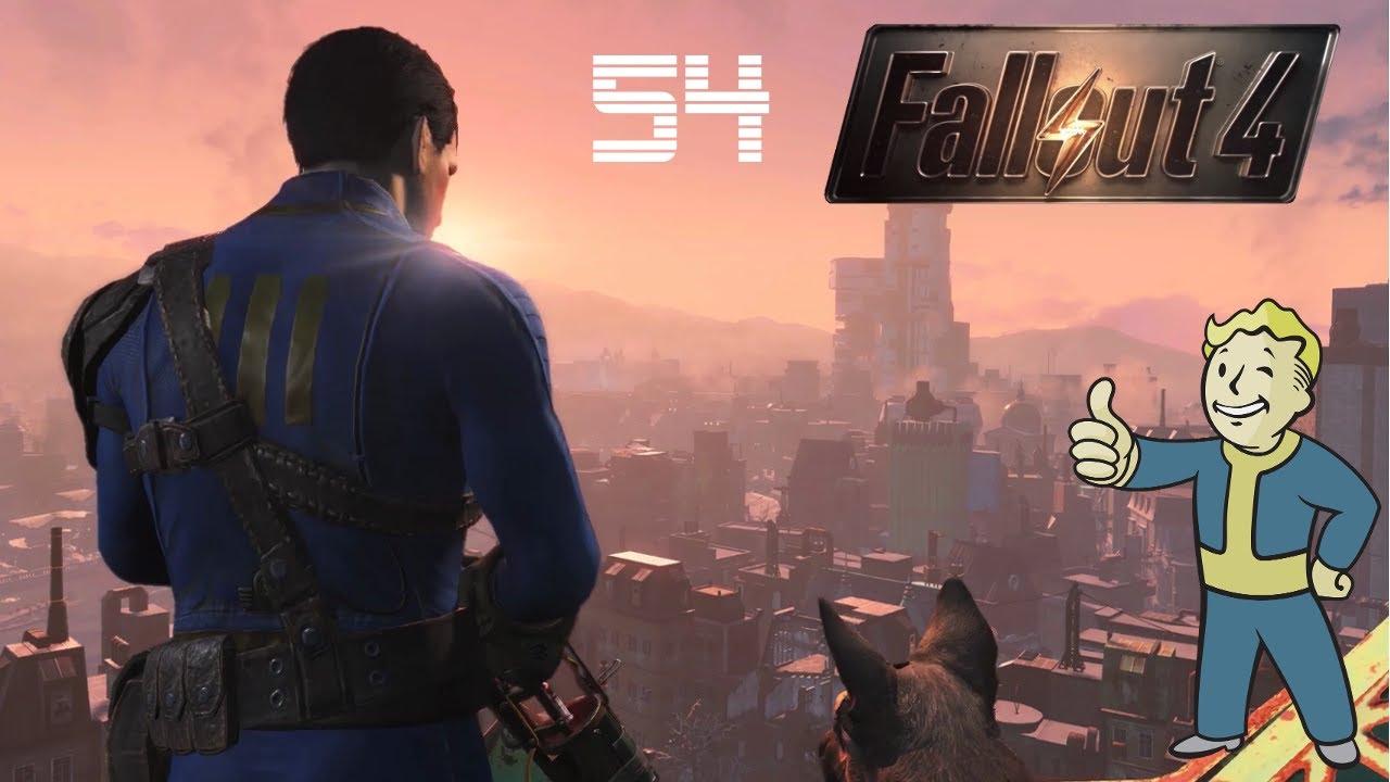 Fallout 4 Deutsch Kryolator Aus Vault Holen 54gameplay German