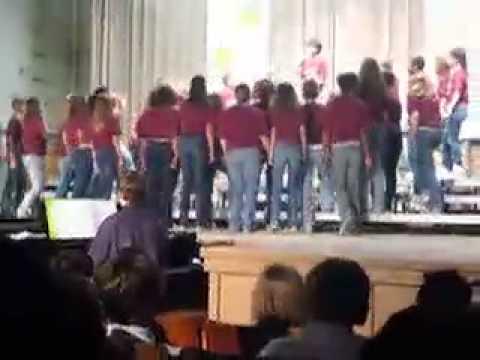 Choir Concert fall09 4
