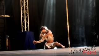 8em Compétition Française de Pole Dance 2016 - Ellynn Pipard