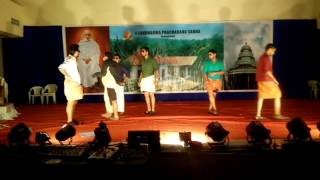 Malayalam Mix Comedy Dance on Tune Mari Entriyan, Koodana kodi, Ezhimala Poonchala, and Kulikitaka.