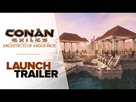 Conan Exiles Architects of Argos DLC Out Now | Invision Game