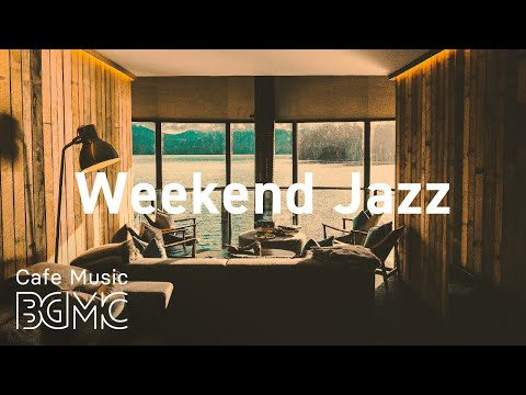 Weekend Jazz: Seaside Hip Hop Jazz & Slow Jazz - Chill Out Jazz Hop Music at Home