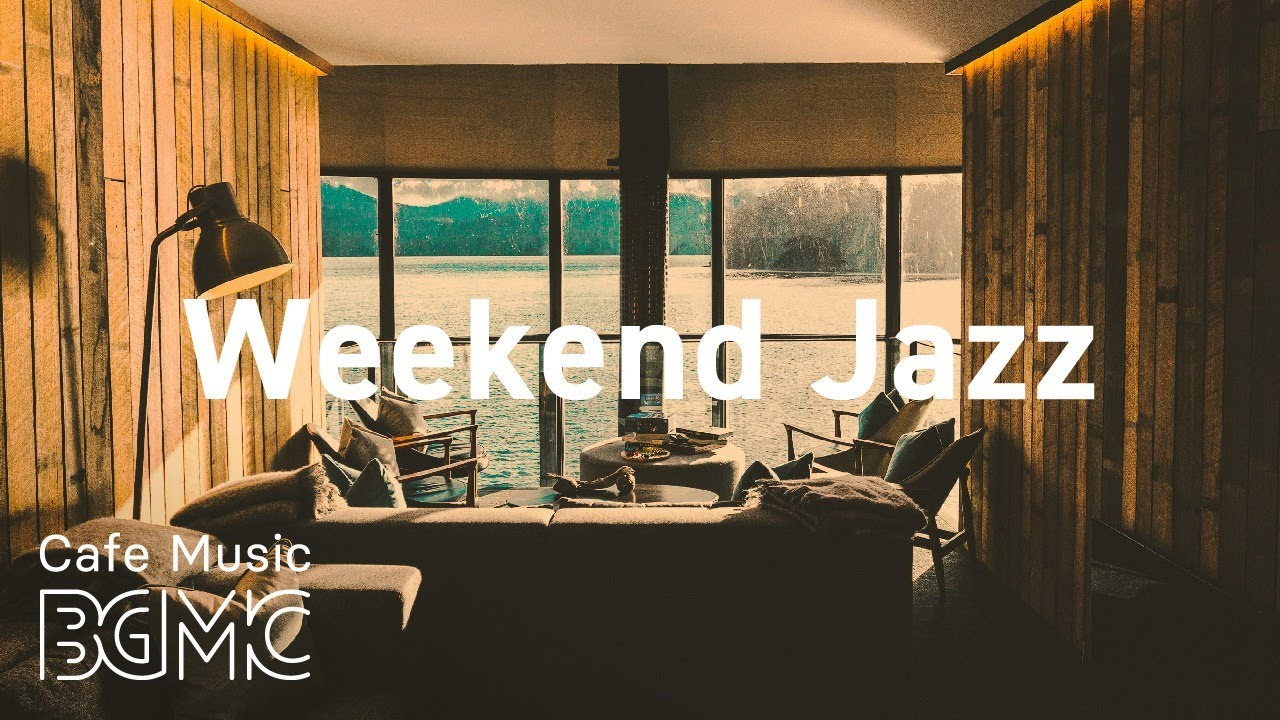 Weekend Jazz: Seaside Hip Hop Jazz & Slow Jazz — Chill Out Jazz Hop Music at Home