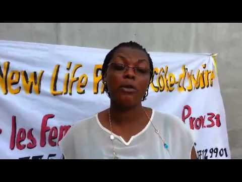 New Life Project Ivory Coast