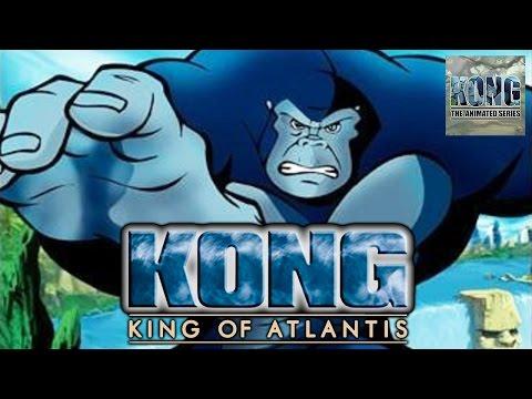 KONG   King of Atlantis   Full Movie