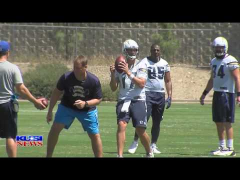 June 13, 2017: Chargers Final Mini Camp in San Diego