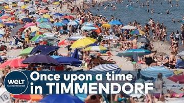 SOMMER-BLUES: So so sollen am Timmendorfer Strand Urlauber Abstand halten