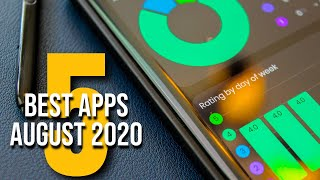 Best Android Apps: August 2020 - Productivity, Utility, and Wellness