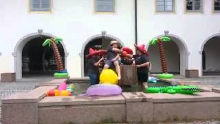 MV Rot an der Rot - Cold Water Challenge 2014