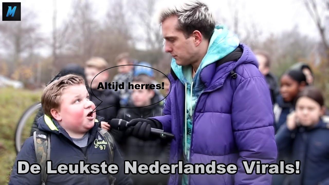 Altijd HERRES Als Ik Een Broodje Aan Het Eten Ben - De Leukste Nederlandse Viral Video's!