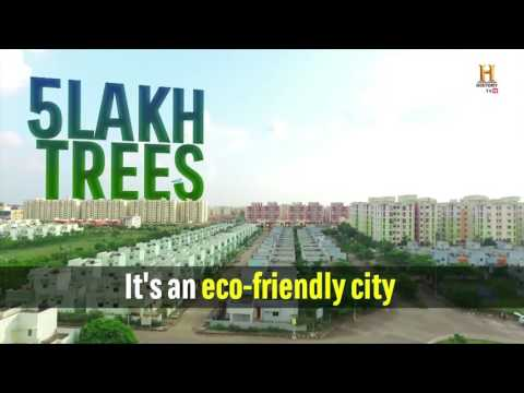 Naya Raipur - OMG! Chhattisgarh - HISTORY TV18
