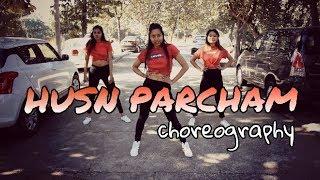 ZERO: Husn Parcham | Shah Rukh Khan, Katrina Kaif | Dance Choreography by Criminalz