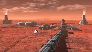 Michio Kaku - Colonization Of Mars