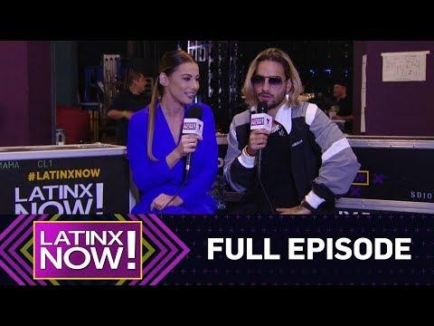 Maluma & Becky G Spill Deets on the 2018 Latin AMAs   Latinx Now!   E! News