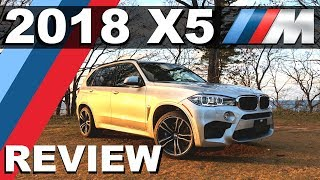 2018 BMW X5 M Full In Depth Review | Interior | Exhaust | Acceleration