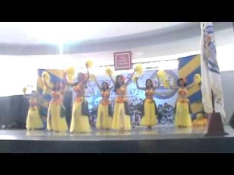 WRI Colleges 25th  Foundation Anniversary   Foreign Dance WRI Rinconada