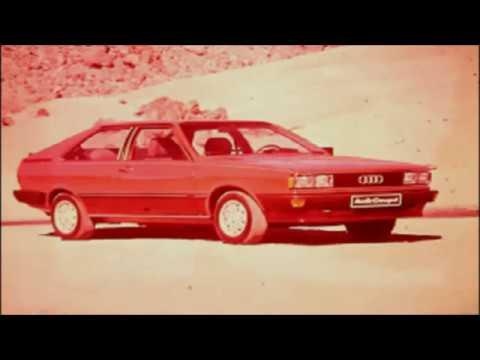 Audi Coupè (B2 ) GT (1980)