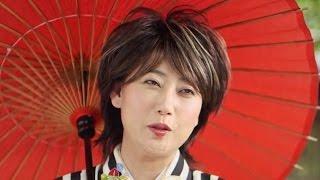 友近 演じる、水谷千重子 予想外の展開に驚きの動画 大物演歌歌手の理想の男性は冷蔵庫みたいな男?