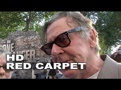 "The Lone Ranger: Tom Wilkinson ""Latham Cole"" UK Premiere Interview"