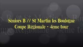 Retour sur le match... Séniors B // St Martin Boulogne