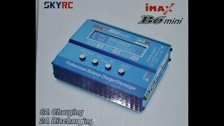 Обзор Imax B6 mini. Рекомендации по зарядке