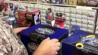 2014 Leaf Best of Baseball Unopened edition LIVE 2 box break