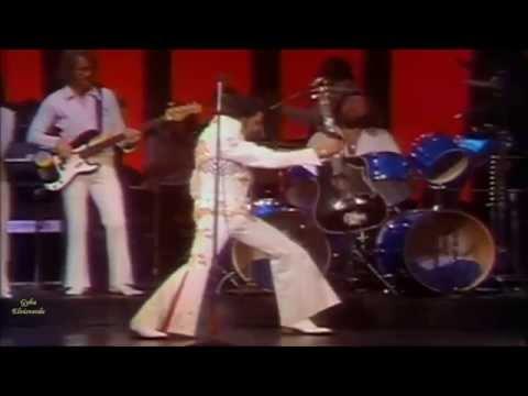 Elvis Presley - Burning Love (Live) [HQ Vídeo]