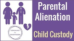 Parental Alienation in Child Custody Cases