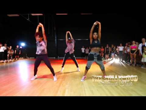 Brian Friedman's Master Class - 100% Pure Love by Crystal Waters (Watch in HD)