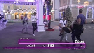 Zadruga 4 - Milici Kemez pozlilo, nastala opšta frka i drama na imanju - 06.12.2020.