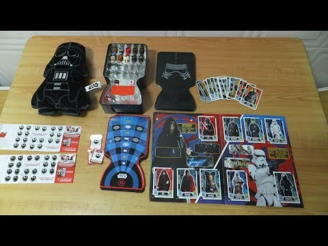 461e9f9c732946 Unboxing Star Wars Continente #78 - YouTube