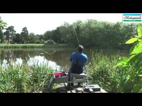 Float Fishing For Tench On Lakes