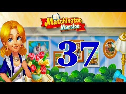 Matchington Mansion Level 37