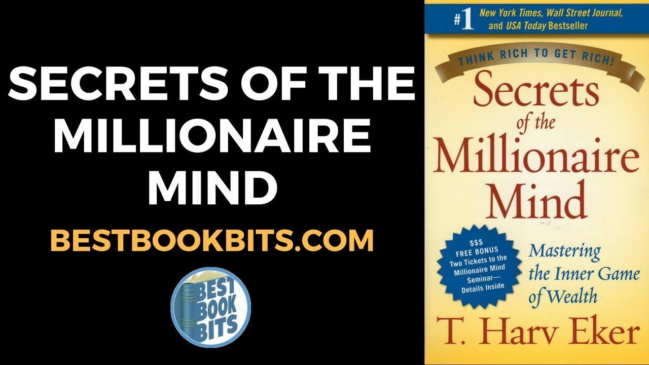 Secrets of the millionaire mind t harv eker book summary secrets of the millionaire mind t harv eker book summary bestbookbits malvernweather Images