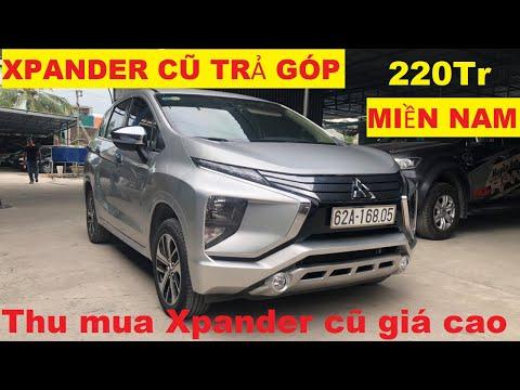(✅ Còn 1 Xe) Xpander Cũ 2019 1.5AT, 7 chỗ - Góp 220tr. Mua Bán Xpander cũ giá rẻ TpHCM