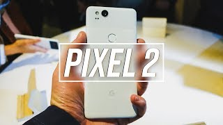 Google Pixel 2: First Look