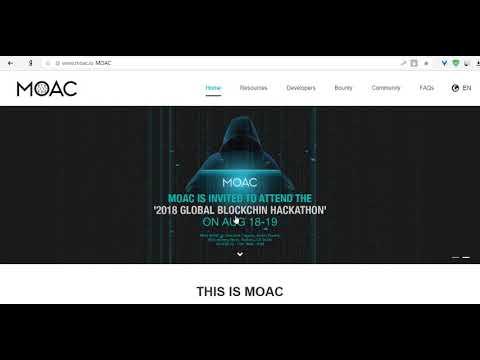 MOAC что за блокчейн, зачем создан и почему он лучше Ethereum ?