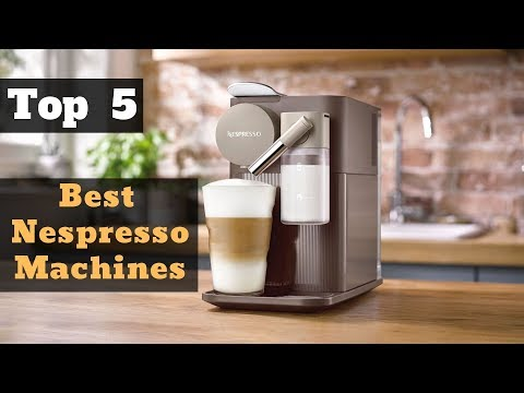 5 Best Nespresso Machine 2019 - Review