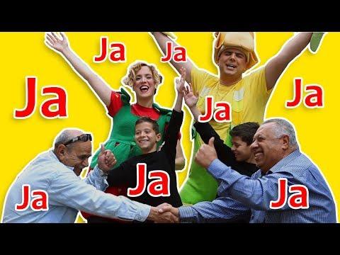 Fozi Mozi y Tutti, la canción de la risa