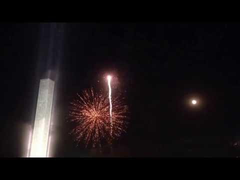 Fireworks at Bijoy Dibos 2013