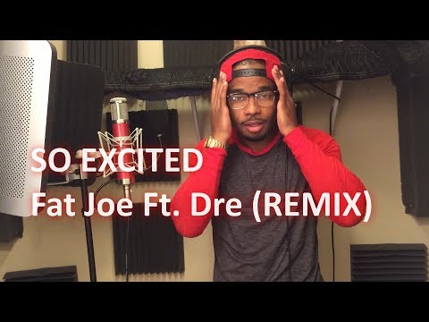 Fat Joe - So Excited ft. Dre | A.D. Scott Cover (Remix