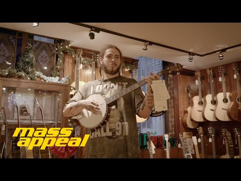 Shop talk: post malone | mass appeal mp3