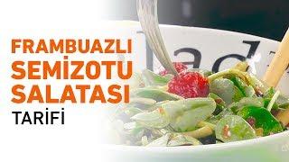 Frambuazlı Semizotu Salatası Tarifi