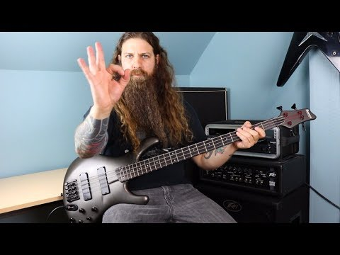 How to Try Out a Bass Guitar