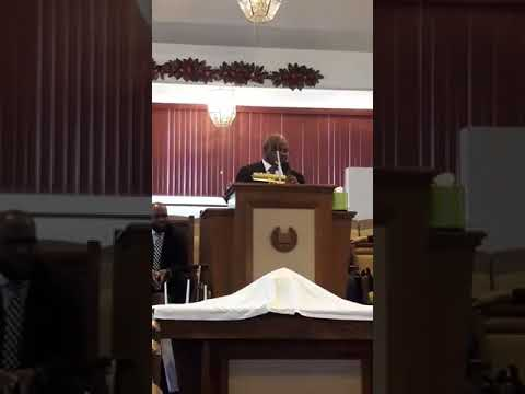 """There Is No Greater LOVE"" JOHN 3:16 Pastor Elder Dr Larry D Tatum"