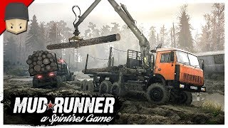 SPINTIRES - MudRunner : THE EXPEDITION!