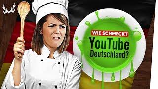 Wie schmeckt YouTube-Deutschland? (mit Malwanne)