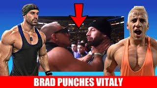 Bradley Martyn Fights Vitaly at KSI VS Logan Paul