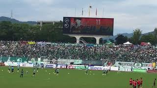 名岐ダービー 名古屋グランパスvsFC岐阜 名古屋グランパス スタメン発表...